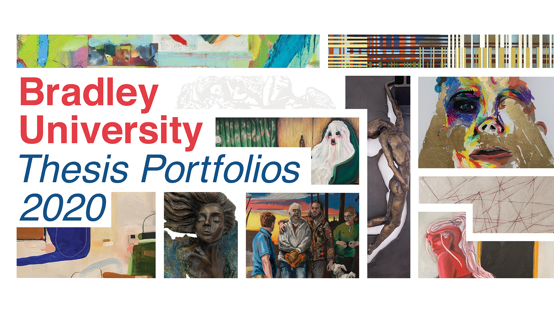 Bradley University Graphic Design Portfolio Exhibition